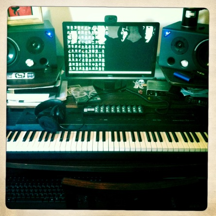 Piano and Mixer